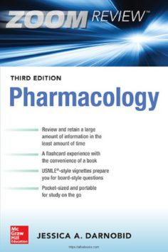 Deja Review: Pharmacology 3rd edition
