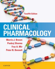 Clinical Pharmacology 12th edition