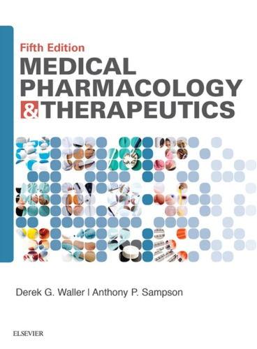 Medical Pharmacology and Therapeutics 5th edition