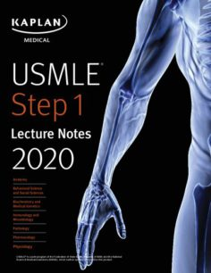 USMLE Step 1 Lecture Notes 2020: 7-Book Set